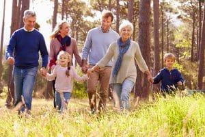 Oma und Gesundheit
