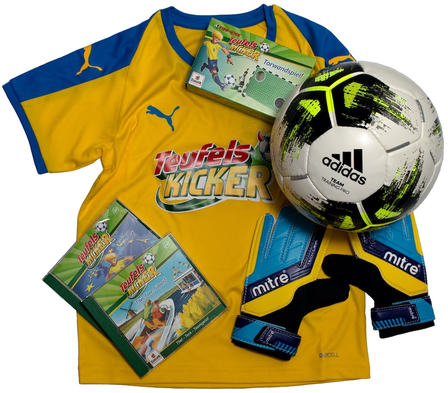 Fussball-Gewinnspiel Teufelskicker